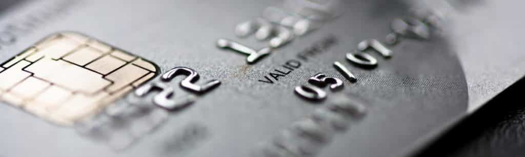 Financial bank card