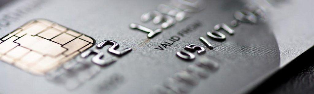 Financial bank card